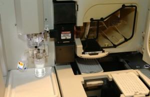 dna test sequencer
